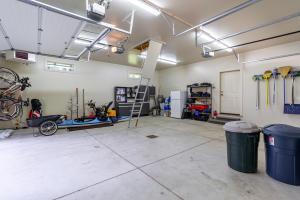Foam Insulated Garage