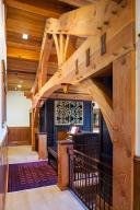 Solid Douglas Fir Timber Frame