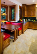 Built-In Booth for Casual Dining
