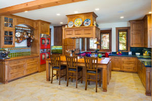 Well-Equipped Chef\'s Kitchen
