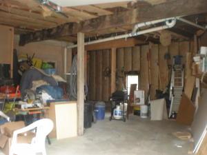 inset garage