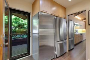 Stainless Fridges and Freezer
