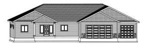 75 W BRUNNER RD, Athol, ID 83801
