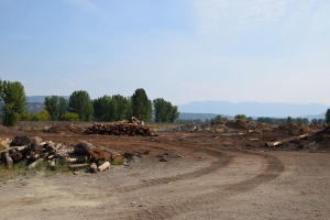 Industrial property landing