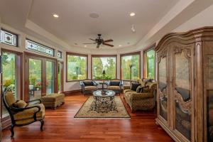 Formal Living Room off Deck