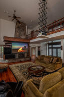 Great Room Converts to Home Theater at t
