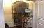 Mechanical, gas fired boiler for the radiant floor heat.
