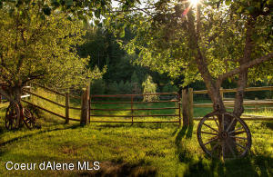 Acres of rolling hills & pastures