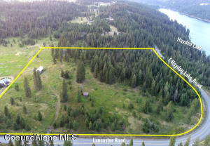 5845 E LANCASTER RD (35 acres), Hayden, ID 83835
