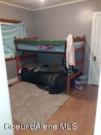 Rental unit bedroom