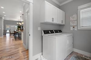 Utility /laundry/mudroom