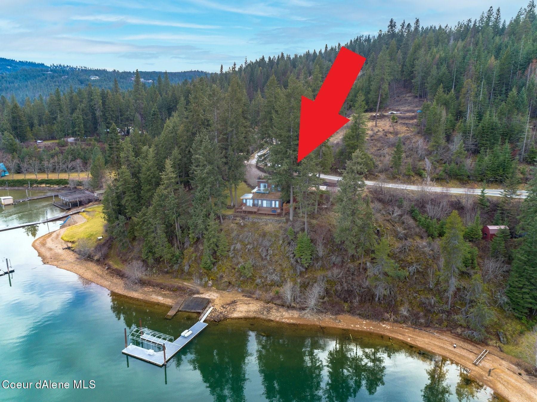 photo of 17727 S HIGHWAY 97  Harrison Idaho 83833