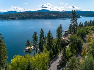 4736 S THREEMILE POINT RD, Coeur d