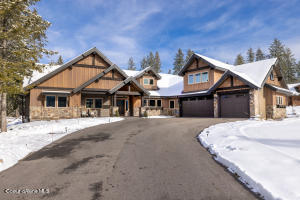 Located in the desirable gated community of Rimrock Meadows in Hayden, Idaho.