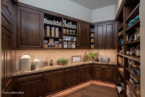 The Walk-In Butler's Pantry
