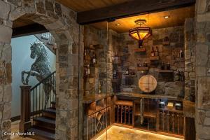 Whiskey Wine Cellar Wow!