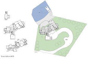 8240 Deer Run Site Plan