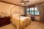 Bedroom #4 with ensuite bath.