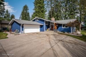 Great Curb-Appeal with large paved parking area.