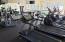 Modern workout facility