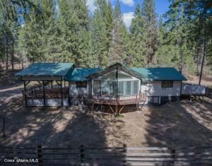 315 Grouse Hill Rd, Bonners Ferry, ID 83805