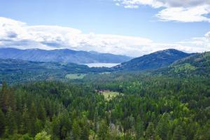 Pastoral Long Range Views