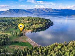 Lot 4 Camp Bay, Sagle, ID 83860