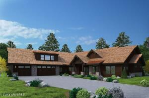 Artists rendering of to-be-completed new build at prestigious Black Rock.