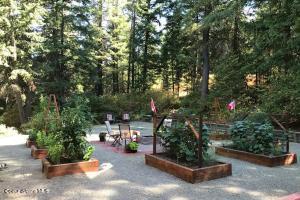 Tranquil Garden Areas