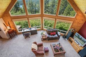 Spacious and Open Living Areas