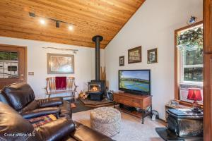 Fireplace Seating Area
