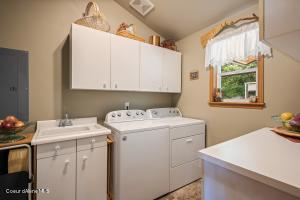 Very Large Laundry Area