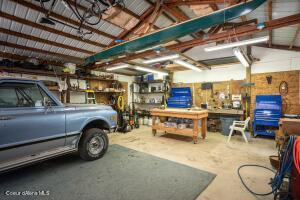 Shop and Work Spaces