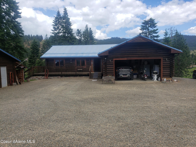 photo of 20786 S ROBINSON CREEK RD Cataldo Idaho 83810