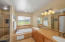 This 5 piece master bath is a must see!