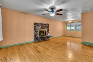 Nice hardwood floors throughout main level