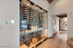 Wine Wall Temperature Controlled