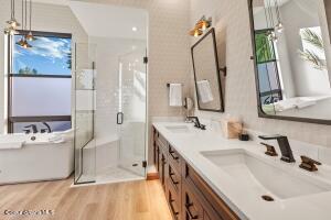 Cabana #1 Bath