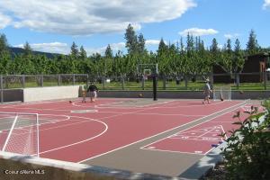 Gozzer Ranch Sport Court