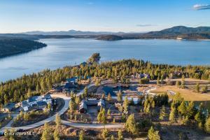 Gozzer Ranch Overlooks CdA Lake