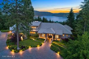 Welcome to your Lake Estate. Restoration Hardware meets Pottery Barn with this classic beauty with a Boat Slip. Custom built - first time on the market.