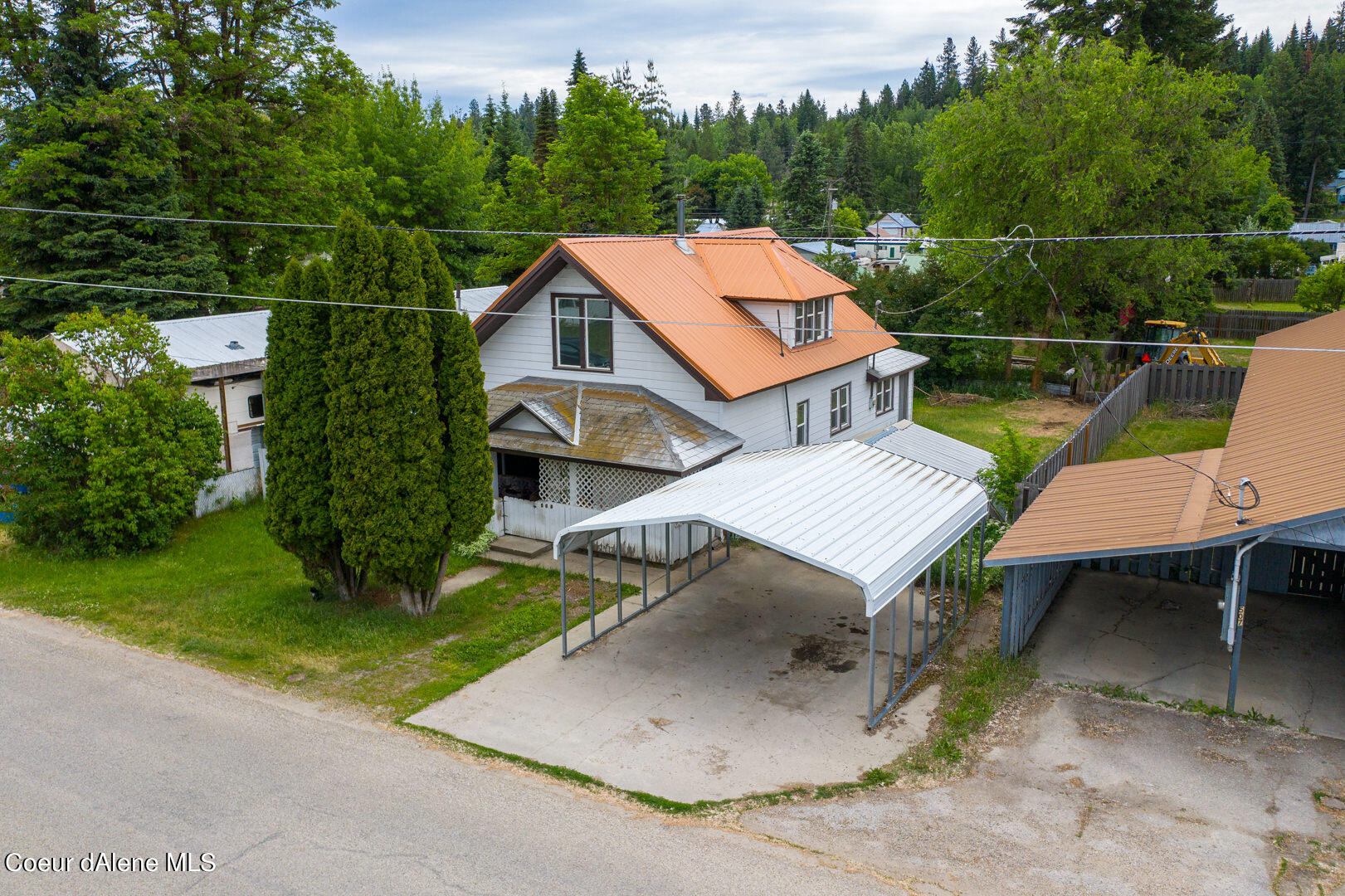 509 E 4TH ST, Oldtown, ID 83822