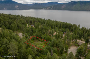 NNA Lot 26 Pend o Reille Terrace, Bayview, ID 83803