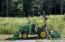 2017 John Deere Tractor with Snow Removal Attachments - Sold Separately