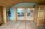 "Dressing Area for Master Bedroom. ----9' Long X 8' Wide ---Custom Vaulted ""Barrel"" Ceiling"