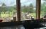 Huge Windows overlooking Koi Pond and back deck