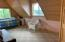 "3rd Bedroom -- Gable Windows ---10'4"" X 15'10"" --"