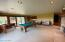 Lower Level with built-in wet bar and dishwasher.