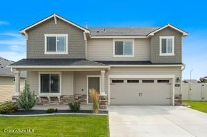 Custom rock- upgraded paint, great curb appeal!
