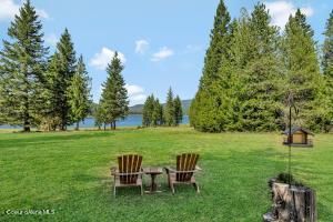 On 6.32 Acres with 243' Frontage & Dock